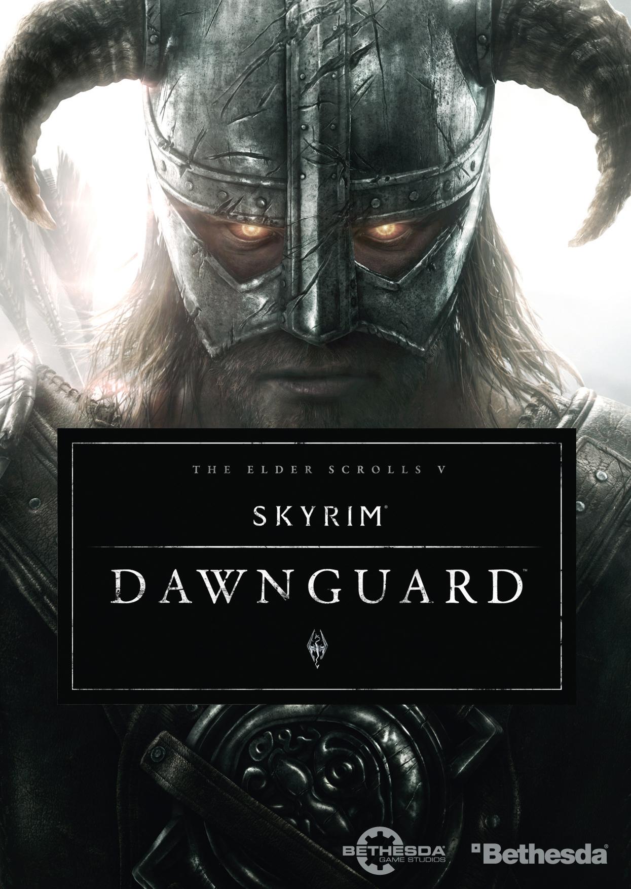 Skyrim - Dawnguard DLC - 2012 700MB 2012 |PC| Poster